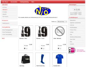 N.I.O. Shop